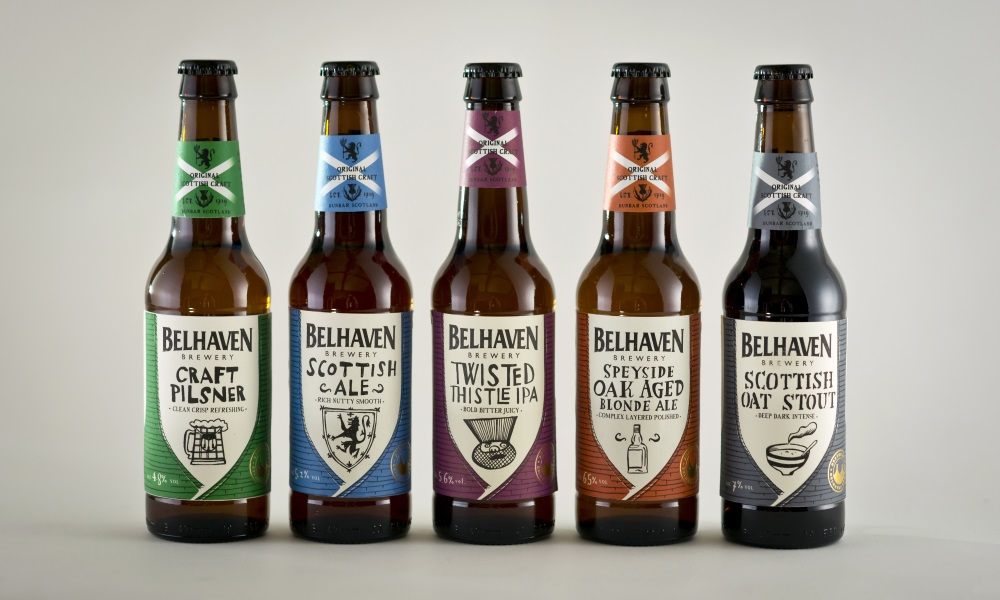 Belhaven Craft Beer